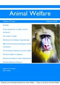 Essay about animal welfare